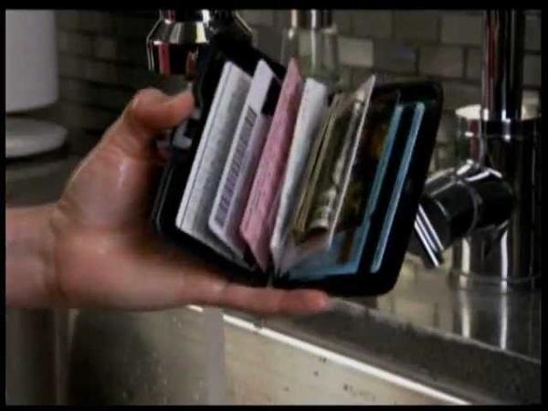 Бумажник для кредитных карт Аллюма Уоллет Alluma Wallet