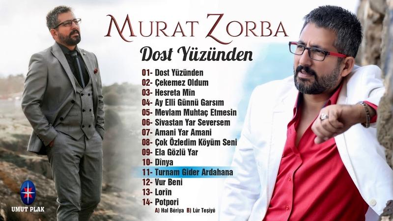 Murat Zorba - Turnam Gider Ardahana / En Güzel Sazlı Sözlü Karma Türküler 2019 YENİ ÇIKTI...