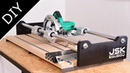 Amazing 2in1 circular saw guide