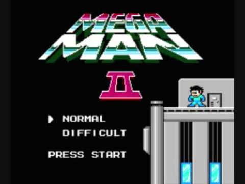 Mega Man 2 OST Dr Wily Stage 1