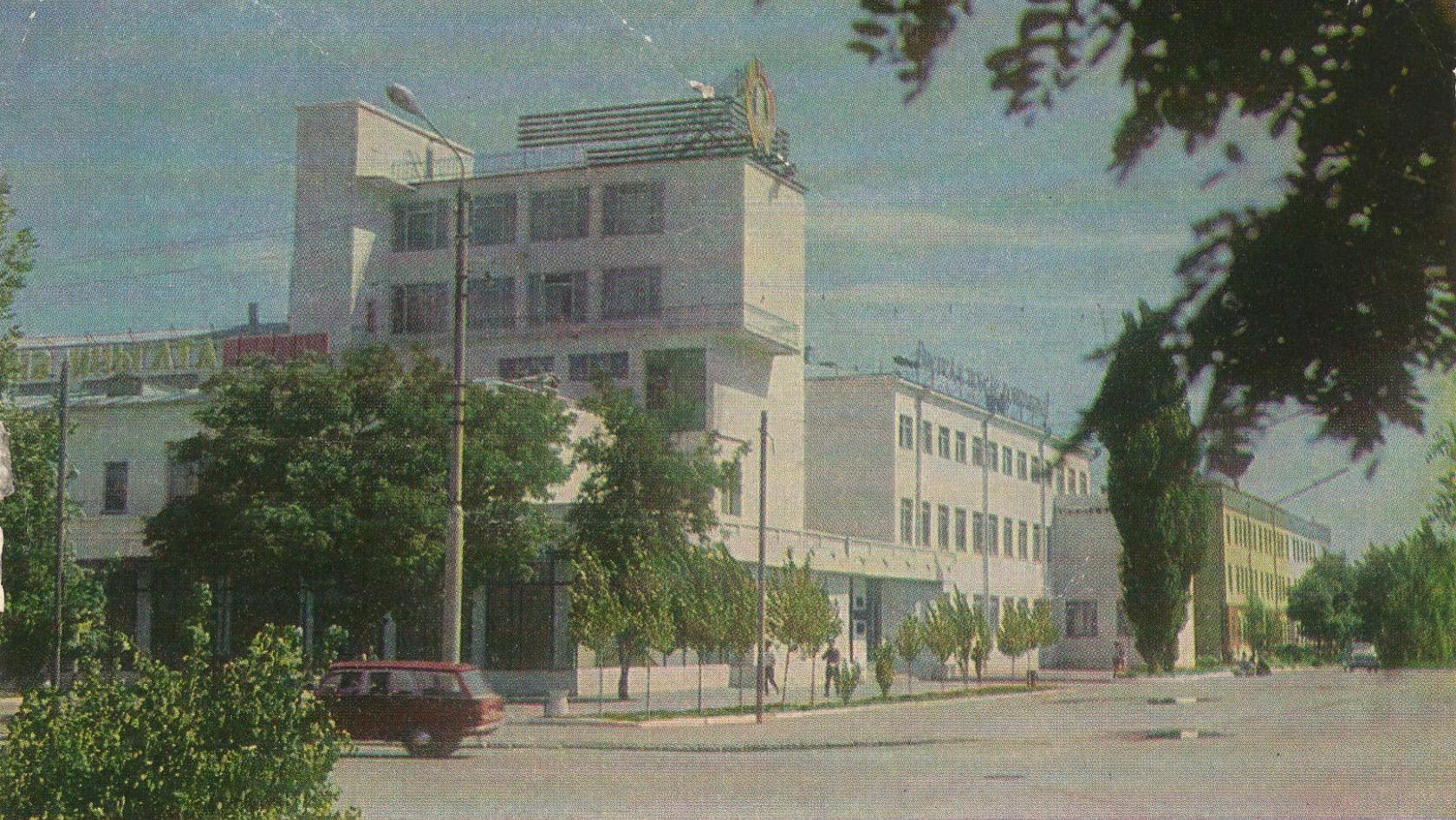 КГУ. 1970 год. Калмыкия-online.ру