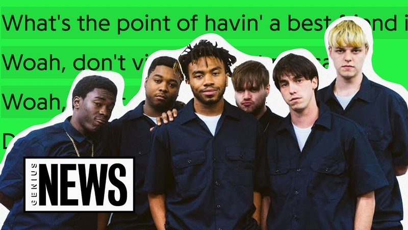 How BROCKHAMPTON Deals With Ameer Vanns Departure on DEARLY DEPARTED | Song Stories