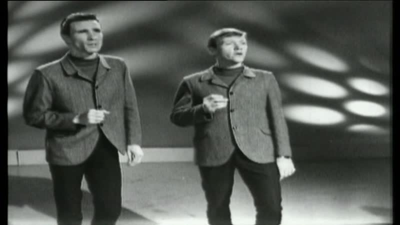 The Righteous Brothers — Youve Lost That Loving Feeling (Top Of The Pops 21-01-1965) = 40 Jaar Top 40 1965-1966