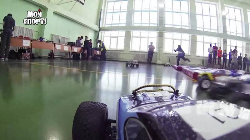 V турнир радиоуправляемых машин класса трагги багги маштаб 1 10