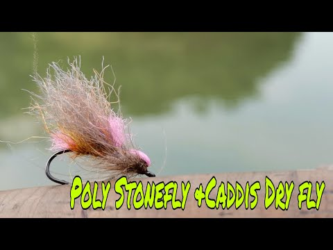 Poly Wings Stonefly Caddis