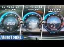 Mercedes G500 vs G500 RaceChip vs G63 AMG 0-200km_h ACCELERATION DRAGY GPS DATA by AutoTopNL 2160p_60fps_VP9-128kbit_AAC