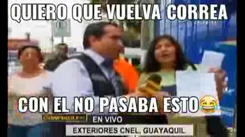 Yo Apoyo a Rafael Correa ¡Que vuelva Correa Facebook 1 mp4