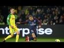 Nantes vs PSG (0-1) Diego Carlos red card (14.1.2018)