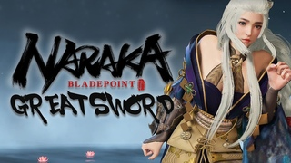 Naraka Bladepoint Great Sword Gameplay Highlights and Hot Zone Frenzy