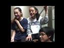 'Havana' Sheena Belarmino Krystal Brimner and Noel Comia Jr jamming together back during Your Face Sounds Familiar Kids season 2
