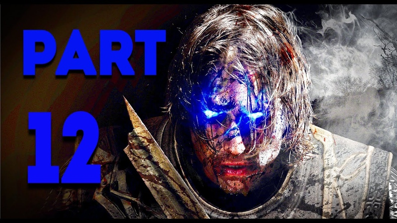 MIDDLE EARTH SHADOW OF WAR HOW IT ALL BEGAN PART 12-MUG TONGUE-PUG-SURVIVE THE ARENA-NEMESIS(ME SOW)