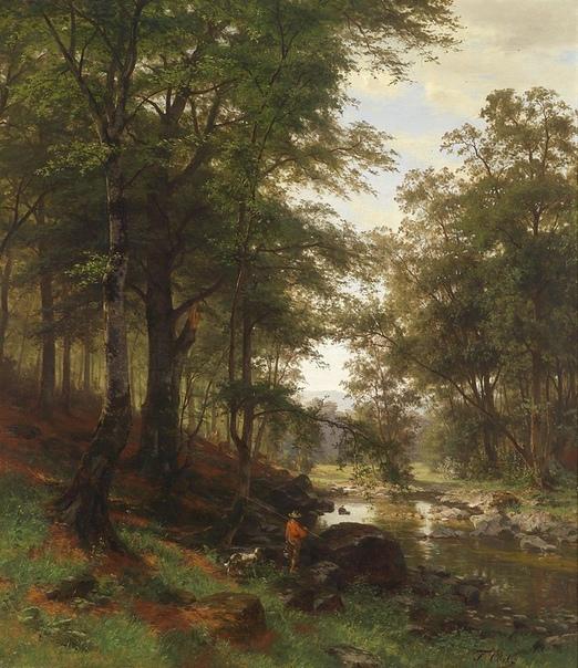 Фриц Эбель (нем. Fritz Ebel; 21 апреля 1835  1895, Дюссельдорф)  немецкий художник-пейзажист.