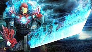 ТОП 10 версий Железного Человека, которые убили Таноса за секунду