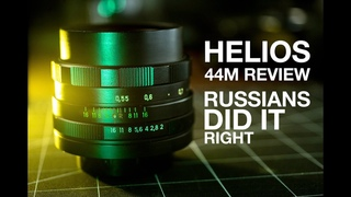 HELIOS 44M 58/2 Review & GIVEAWAY - More Than Just SWIRLY BOKEH