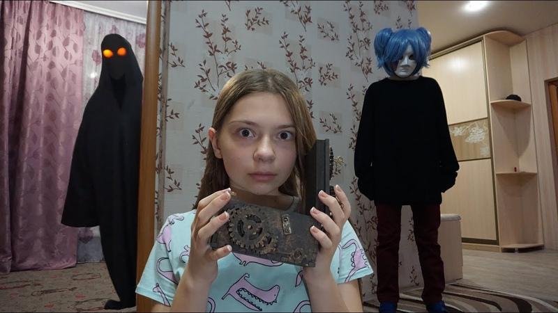 SALLY FACE и Непета ПРОТИВ Красноглазого демона 2 серия