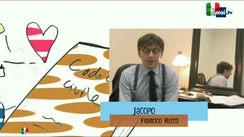 Non dirlo al mio capo - Federico Rossi un disegno per la ser