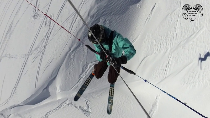 Bighorn Snowkite Masters 2018