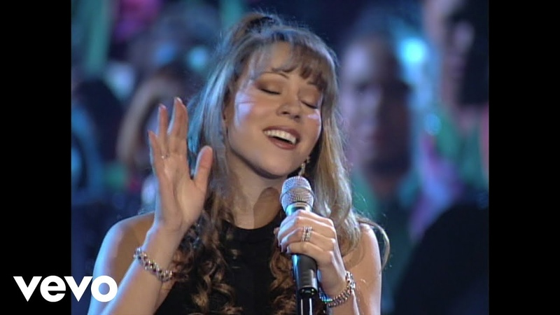 Mariah Carey - Hark! The Herald Angels Sing (Live at St. John The Divine)
