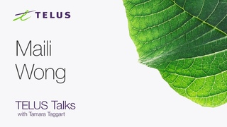 TELUS Talks | How to take smart risks with your money, with Maili Wong