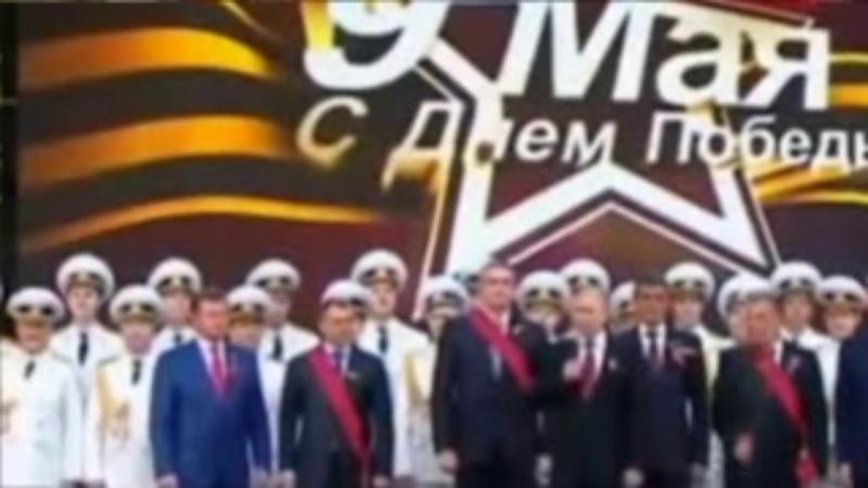 Песня Василия Харитонова Севастополь - знамя Виа Поющие сердца поет Владимир Куклин