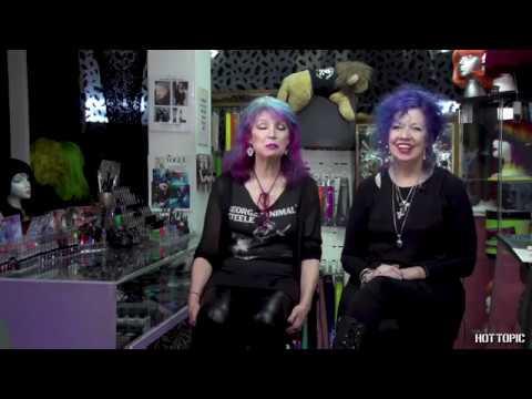 Interview Tish Snooky's Manic Panic N Y C
