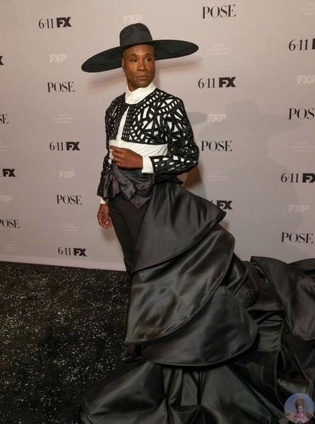 Икона стиля, повелитель моды Билли Портер