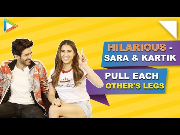 Интервью Картика и Сары для Bollywood Hungama