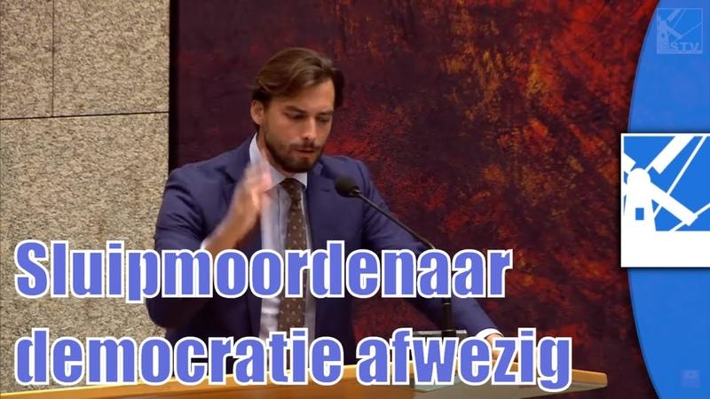 8261 Baudet FVD over dictator in spe Kajsa Ollongren YouTube