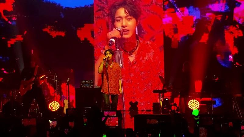 Bark Matic Unbreakable ~ Kim Hyun Joong en México [12.10.2019]