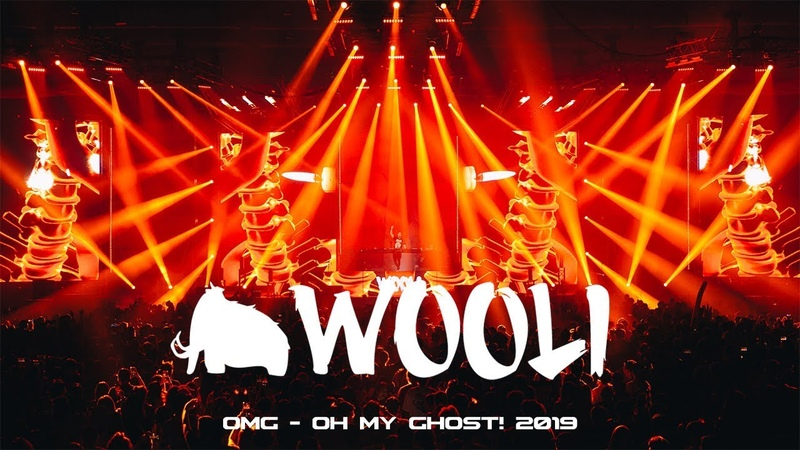 Wooli LIVE At OMG Oh My Ghost 2019