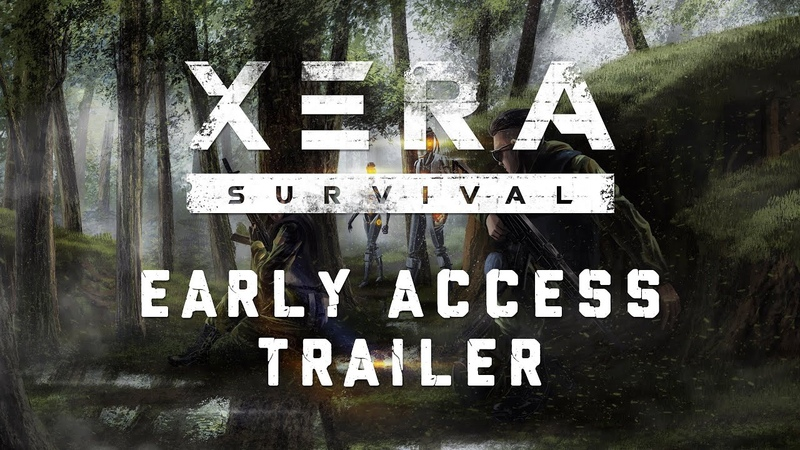 XERA Survival Early Access Trailer Available Now on Steam