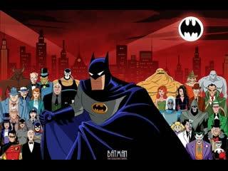 Batman the animated series   мультсериал hd