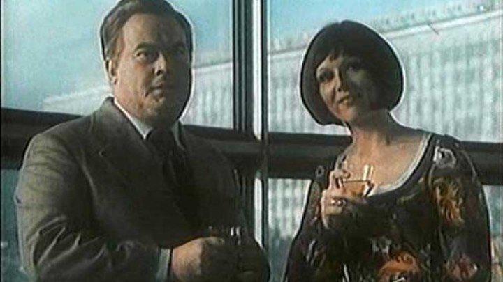 х/ф Семейные дела Гаюровых (1975) HD
