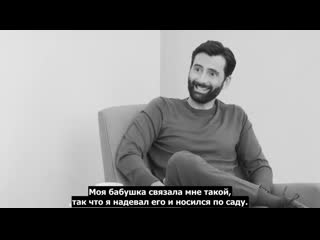 David tennant fantasized about being doctor who since he was a kid (рус.суб)