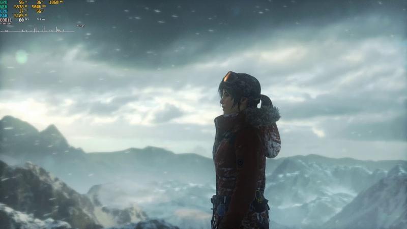 AMD FX-8350 GeForce GTX 1080 Full HD Rise of the Tomb Raider Very high settings