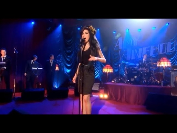 Amy Winehouse Back to Black live 2008