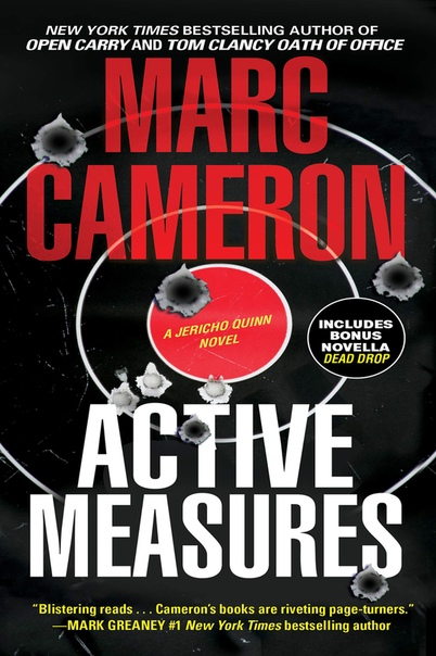 Book cover Active Measures