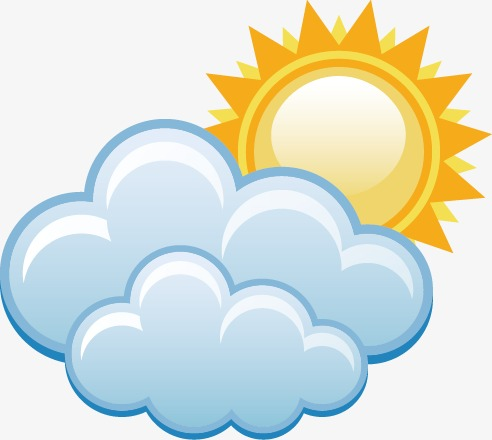 Картинка прогноз погоды солнечно