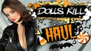 BAD GIRL Costumes DOLLSKILL Try On Haul Halloween dress up
