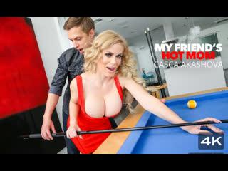 NaughtyAmerica Casca Akashova - My Friends Hot Mom NewPorn2020