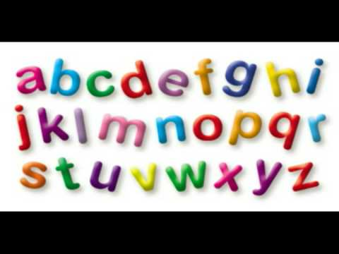 ABC Song Alphabet Song for Children 'Zed' version