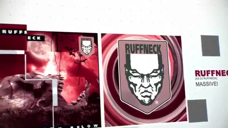 Ruffneck (As Ectomorph) - The Stickup
