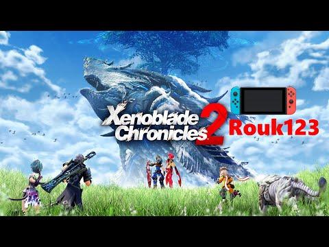 Xenoblade Chronicles 2 Switch Начало новой истории Спасение Пайры 1