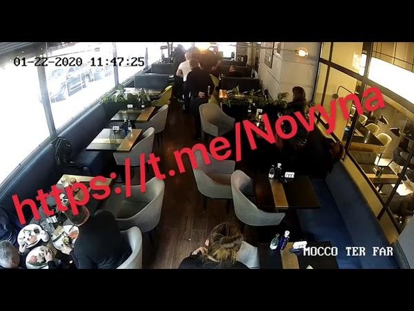 Ілля Кива накинувся на ветерана АТО в київському ресторані