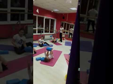 Подготовительная группа Дети 4 6 лет Спортивные бальные танцы Школа ShowClass
