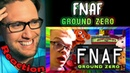 FNAF: GROUND ZERO by Random Encounters feat. CG5 REACTION! | A NEW BEGINNING! |