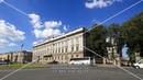 Мраморный дворец Петербург Таймлапс Футаж