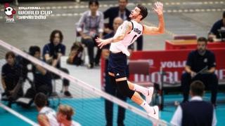 Matt Anderson destroyed the Polish Block! | Men's Volleyball World Cup 2019