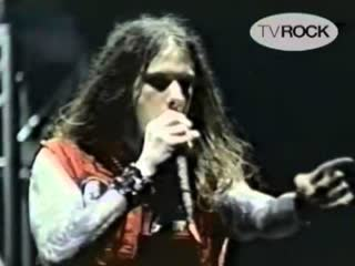Pantera hellbound and a new level | 2001 korea live