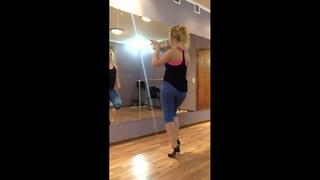 Женский стиль, пластика. Кизомба. Школа танцев Criola Dance - Мария Ковтун